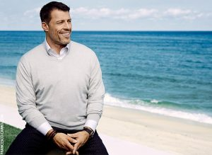 Who Inspires Tony Robbins
