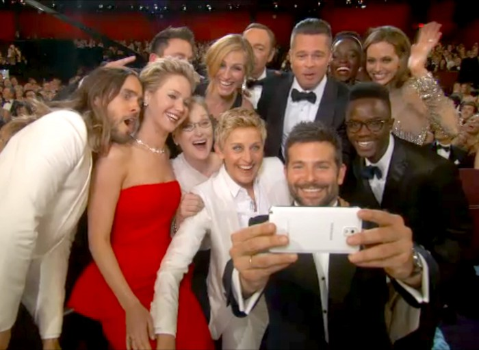 Selfie oscarowe