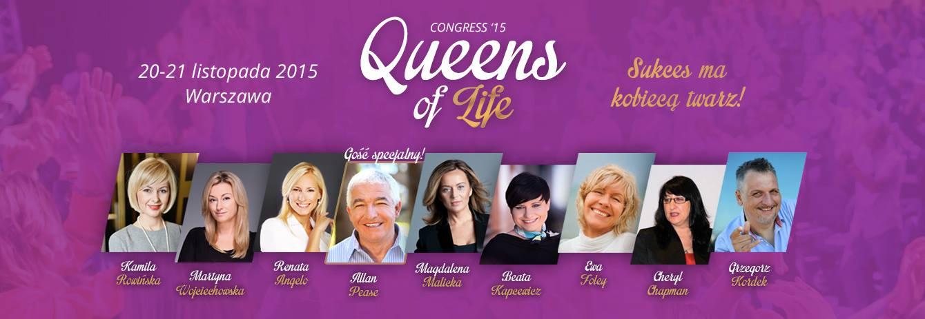 Queens of Life