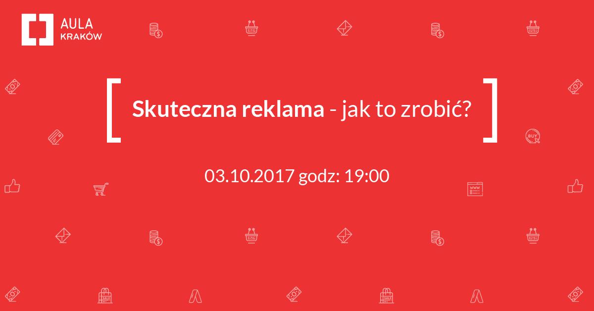 Aula Krakow_Skuteczna reklama_BMS