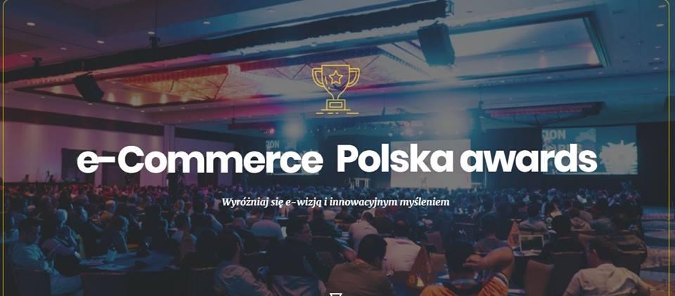 e-commerce Polska awards 2018