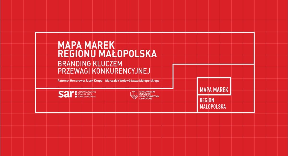 Mapa Marek