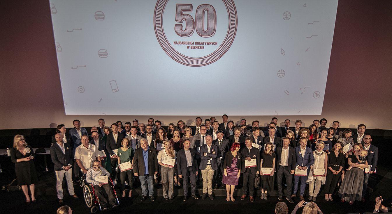 50 Najbardziej Kreatywncyh w Biznesie_BMS