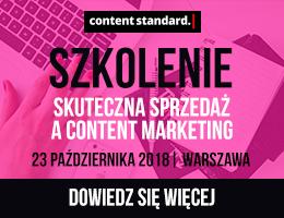 content marketing a sprzedaz
