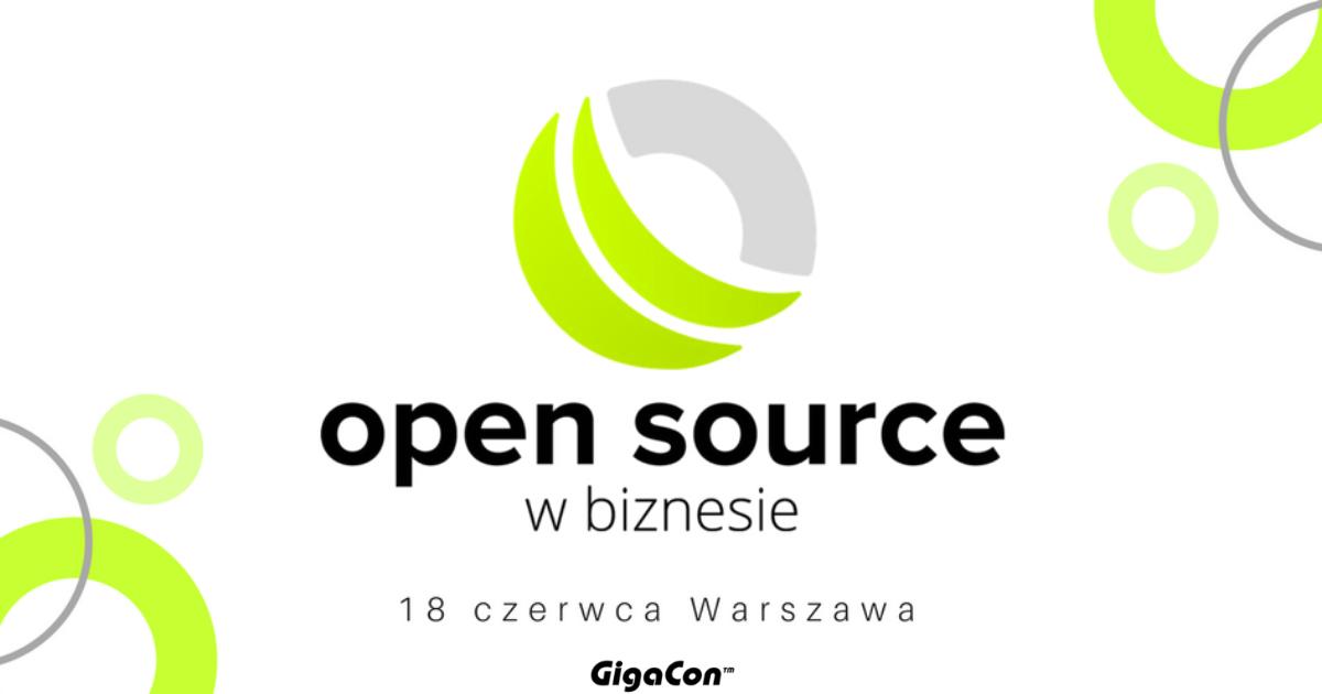 open source – Warszawa